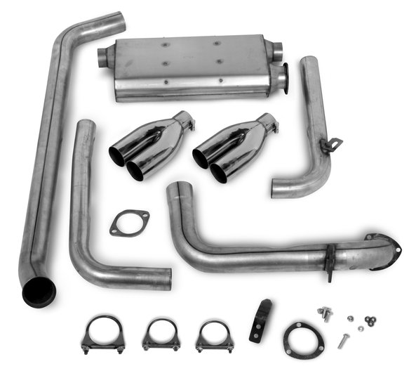 16823HKR - Hooker Cat-Back Exhaust System Image