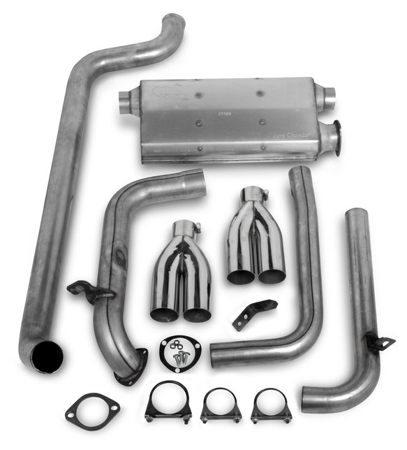 16827HKR - Hooker Cat-Back Exhaust System Image