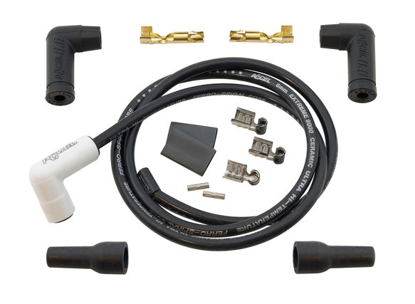 170901C - 90 Degree Universal Ceramic Booted Single Wire Replacement Kit Image