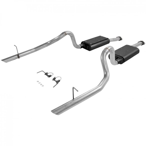 17114 - Flowmaster Force II Cat-back Exhaust System Image
