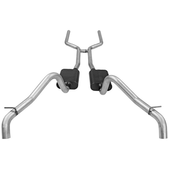 17129 - Flowmaster American Thunder Header-back Exhaust System - additional Image