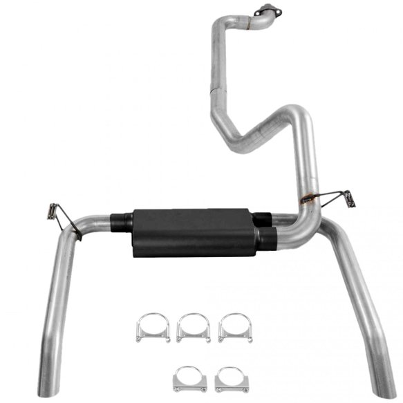 17143 - Flowmaster American Thunder  Cat-back Exhaust System - additional Image