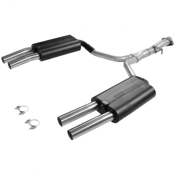 17153 - Flowmaster Force II Cat-back Exhaust System Image