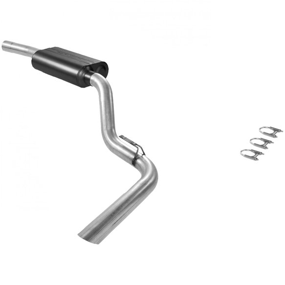 17161 - Flowmaster Force II Cat-back Exhaust System - additional Image