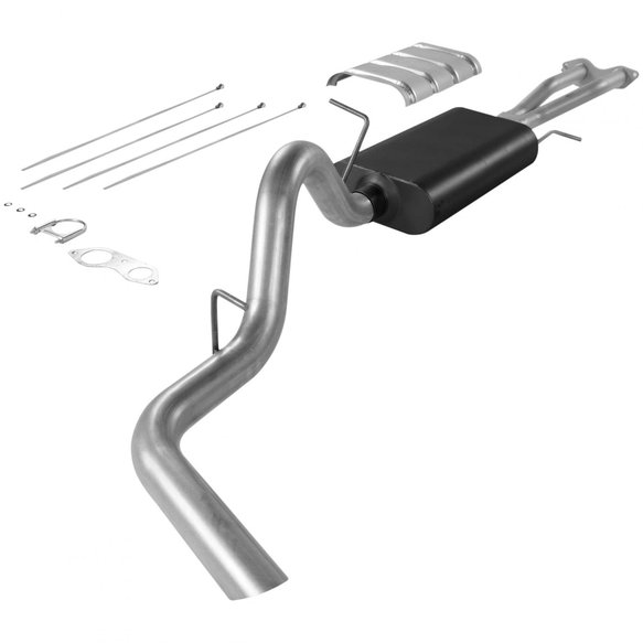 17165 - Flowmaster Force II Cat-back Exhaust System Image