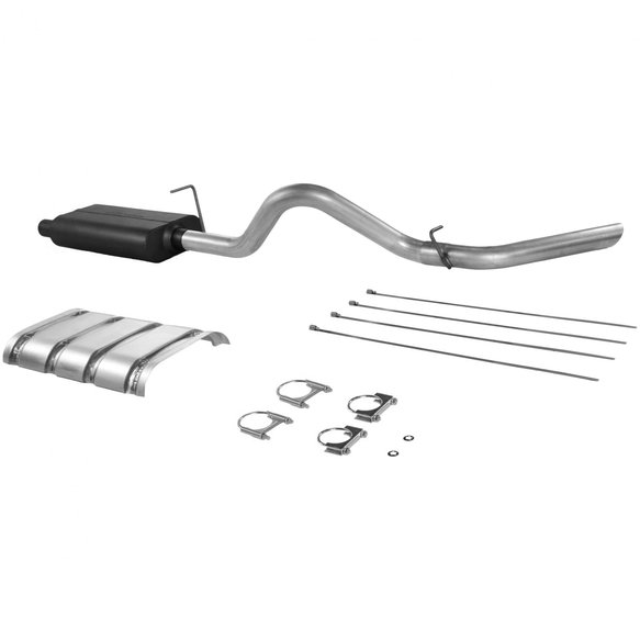 17224 - Flowmaster American Thunder Cat-back Exhaust System - additional Image