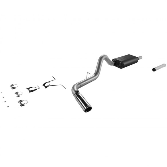 17278 - Flowmaster Force II Cat-back Exhaust System Image