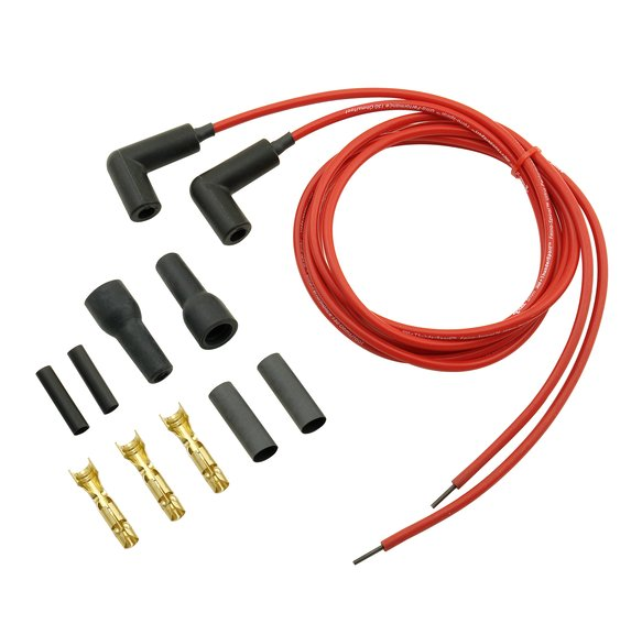 173087-R - THUNDERSPORT 5MM IGNITION WIRES-RED Image