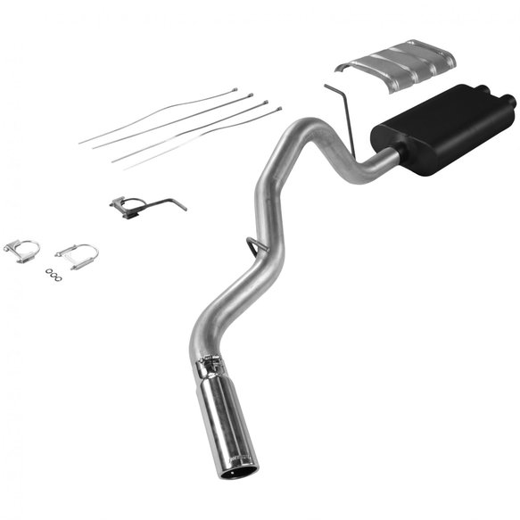 17325 - Flowmaster American Thunder Cat-back Exhaust System Image