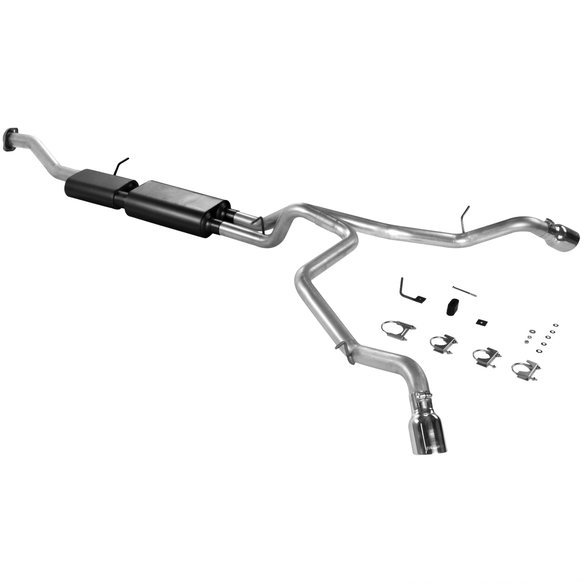 17342 - Flowmaster American Thunder Cat-back Exhaust System - additional Image