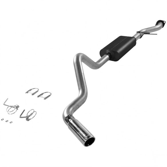 17360 - Flowmaster Force II Cat-back Exhaust System Image