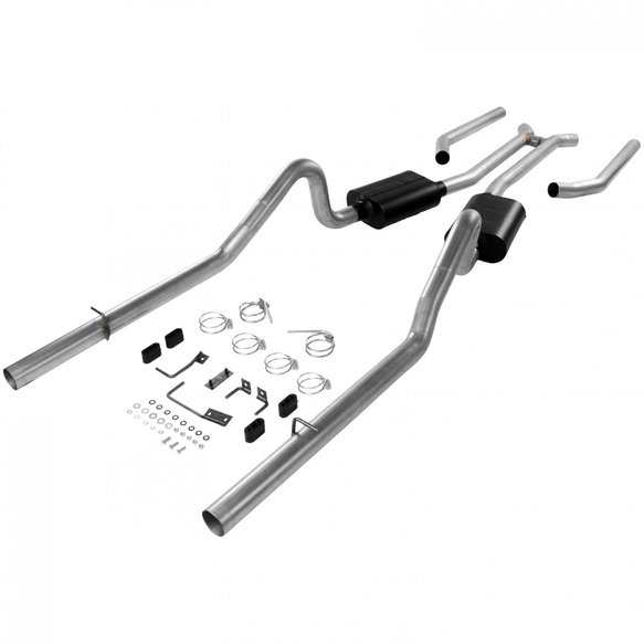 17382 - Flowmaster American Thunder Header-back Exhaust System Image