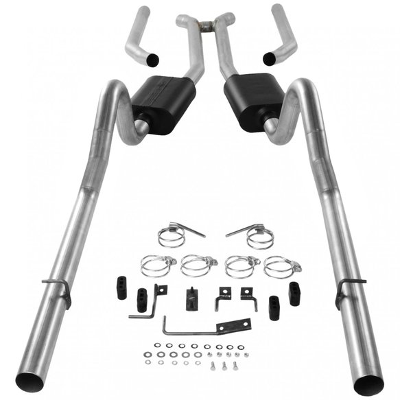 17382 - Flowmaster American Thunder Header-back Exhaust System - additional Image
