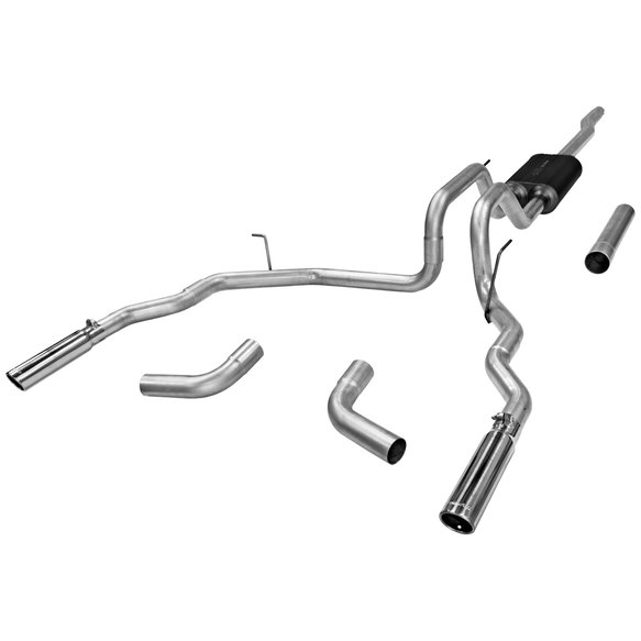 17418 - Flowmaster Force II Cat-back Exhaust System Image