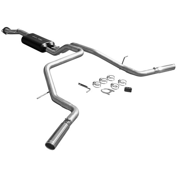 17419 - Flowmaster American Thunder Cat-back Exhaust System Image