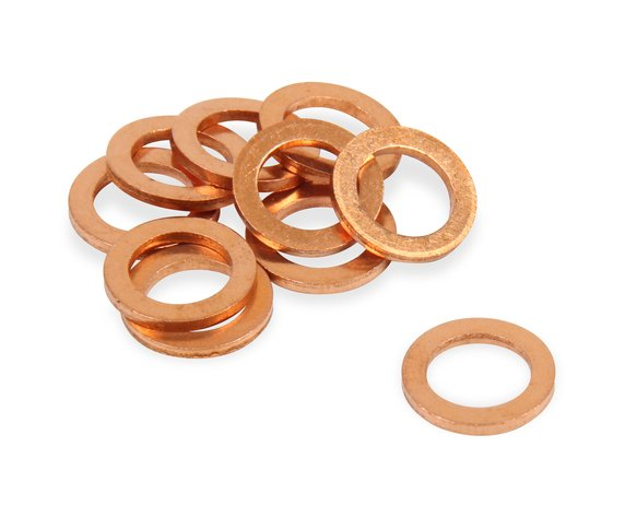 177102ERL - Earls AN 901 Copper Crush Washer Image