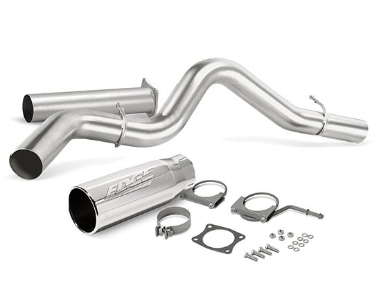 17781 - Edge Jammer Turbo-back Exhaust System - Stainless Steel Image