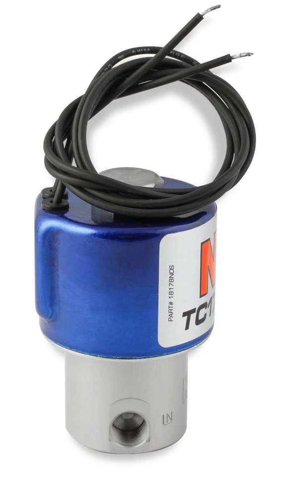 18178NOS - NOS Nitrous Solenoid - Blue - additional Image