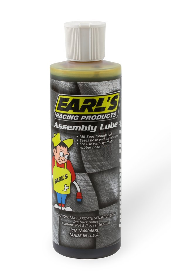 184004ERL - Earls Assembly Lube Image
