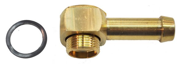 19-2-10QFT - 3/8 Swivel Fitting Hose Image