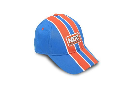 19113NOS - LTS NOS Cap with Racing Stripes Image