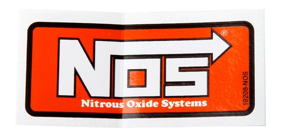 19208NOS - NOS Decal Image