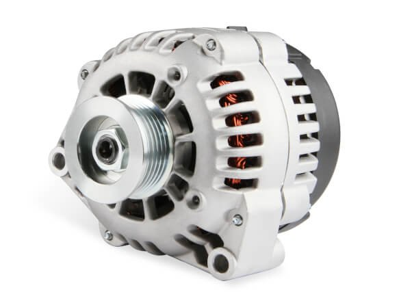 197-300 - Alternator with 105 Amp Capability Image