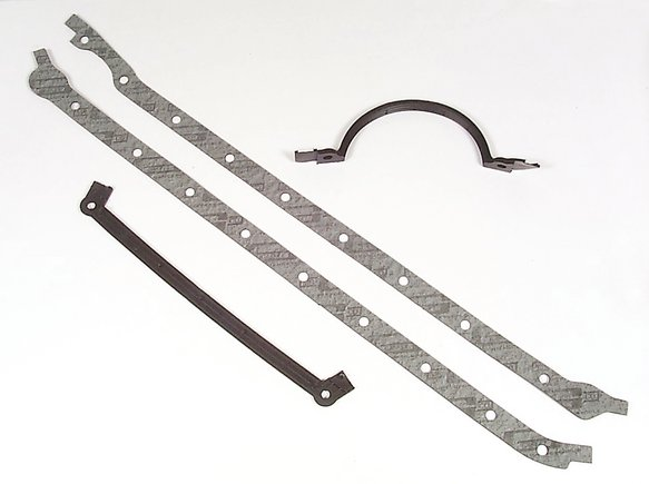 197 - Oil Pan Gasket - Performance - 396-454 Chevrolet Big Block Mark IV 1965-90 Image