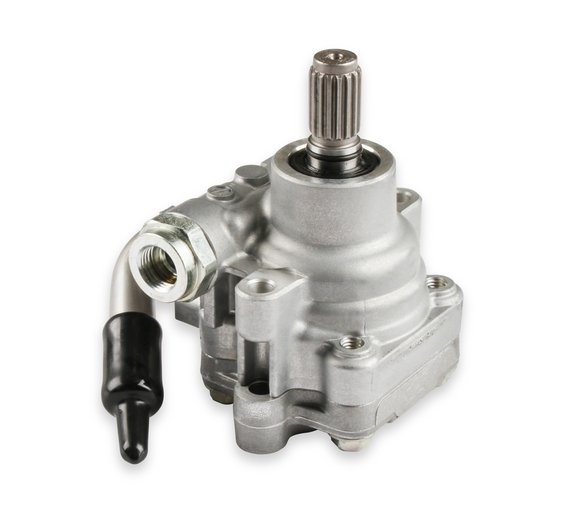 198-103 - Power Steering Pump Assembly, for LT4 Accessory Drive with splined shaft Image
