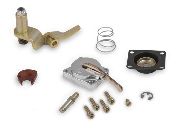 20-11SA - 50cc Accelerator Pump Conversion Kit - Aluminum, Gold Hardware Image
