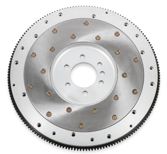 20-130HYS - Hays Billet Aluminum Flywheel, 1955-85 Small Block and Big Block Chevy Image