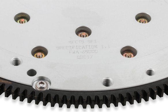 20-130HYS - Hays Billet Aluminum SFI Certified Flywheel - Small and Big Block Chevrolet - additional Image