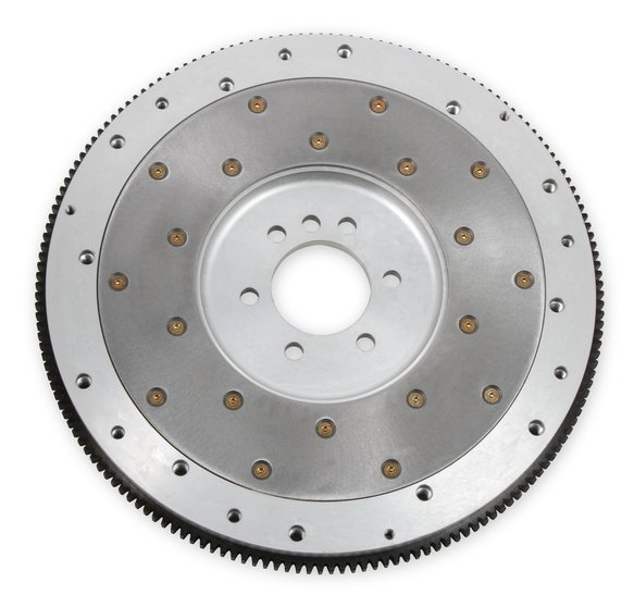 20-132HYS - Hays Billet Aluminum Flywheel, 1970-85 Small Block Chevy Image