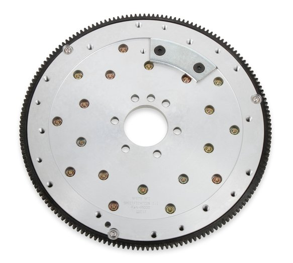 20-132HYS - Hays Billet Aluminum SFI Certified Flywheel - Small Block Chevrolet - additional Image