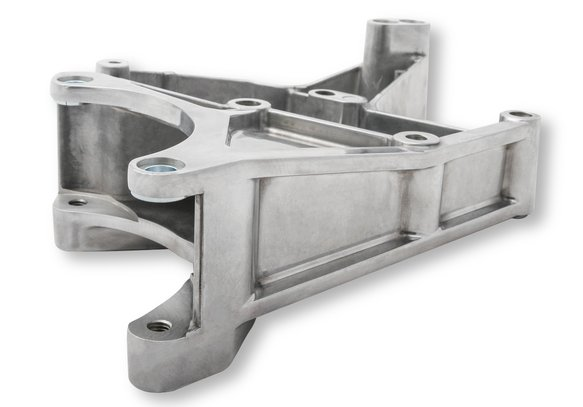 20-132P - LS/LT Accessory Drive Bracket - Passenger's & Driver's Side Brackets Polished - additional Image