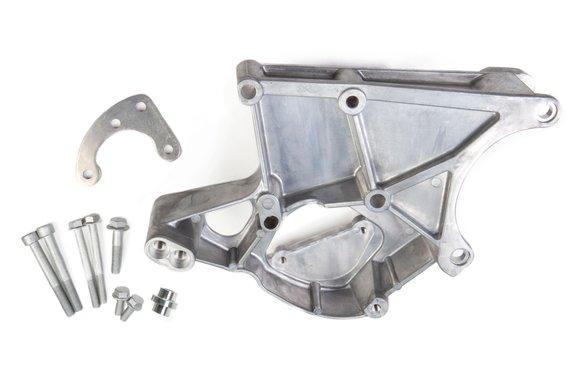 20-135 - LS Accessory Drive Bracket - Driver's Side P/S & Alt Bracket Image