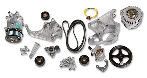 20-137 - LS/LT Complete Accessory Drive Kit Image