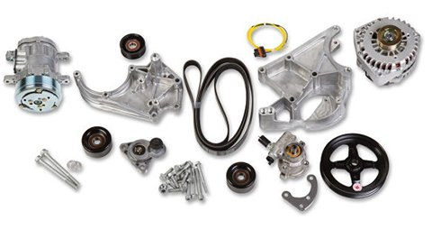 20-138 - LS Complete Accessory Drive Kit Image