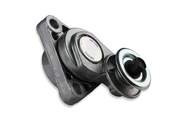 20-141BK - LS A/C Accessory Drive Kit - Includes SD508 A/C Compressor, Tensioner, & Pulleys- Black Finish - additional Image