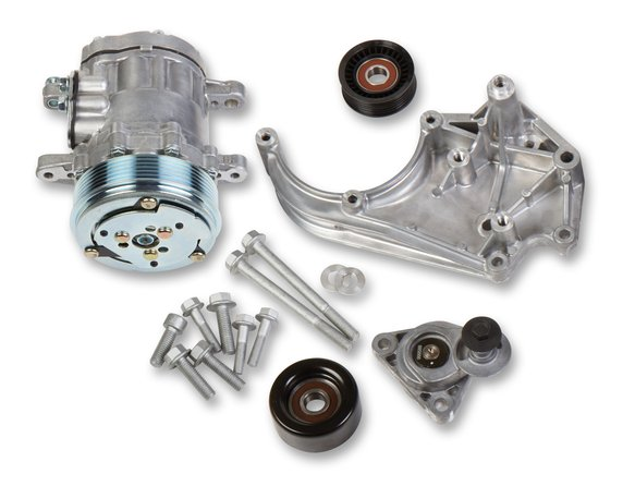 20-142 - LS A/C Accessory Drive Kit - Includes SD7 A/C Conpressor, Tensioner, & Pulleys Image