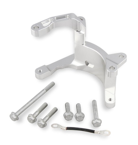 20-210 - Low Mount A/C Brackets for the Gen 5 LT4/LT1 Dry Sump Engines - default Image