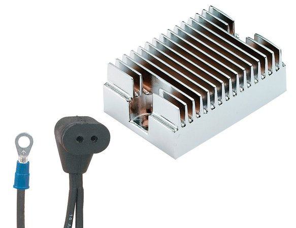 201101C - ELECTRONIC VOLTAGE REGULATOR-CHROME Image