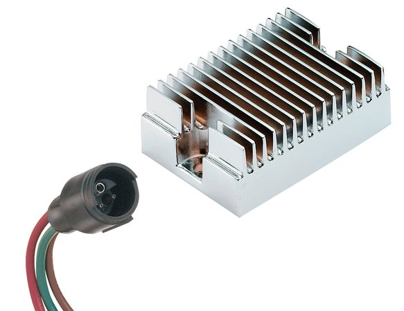 201117C - ELECTRONIC VOLTAGE REGULATOR-CHROME Image
