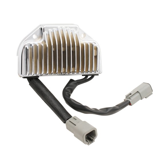 Turbo Harley Reliability: ACCEL Motorcycle 201132C VOLTAGE REGULATOR 04-05 DYNA