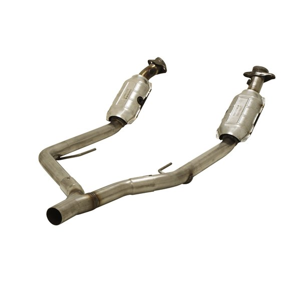 2020040 - Flowmaster Catalytic Converter - Direct Fit - Federal Image
