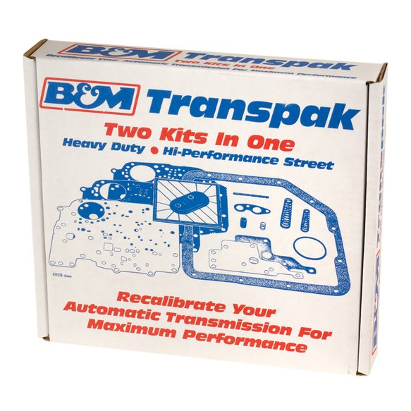 20228 - B&M Transpak - GM TH400 Transmissions - additional Image