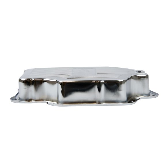 20289 - B&M Hi-Tek Deep Chrome Trans Pan for GM TH400 Transmission - additional Image