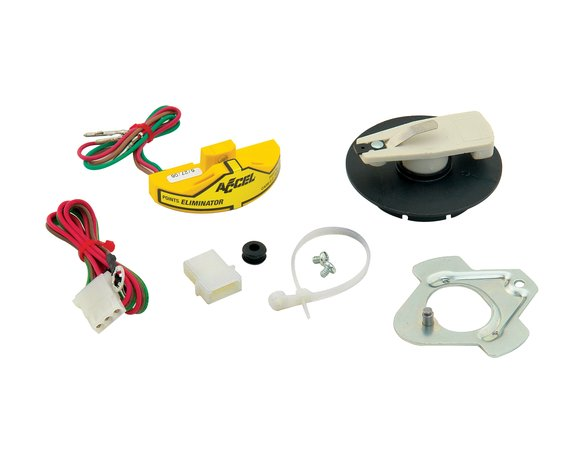 2030 - Points Eliminator Kit for Chrysler/Dodge/Plymouth V8 Points Distributors Image