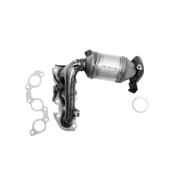 2051170 - Flowmaster Catalytic Converter - Direct Fit - Federal Image