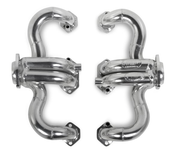 2061-1HKR - Hooker Super Competition Shorty Headers - Ceramic Coated Image